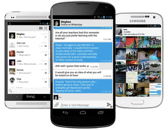 Recover Deleted SMS/Text Messages from Android