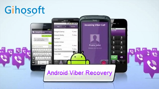 How to Recover Deleted Viber Messages on Android for Free