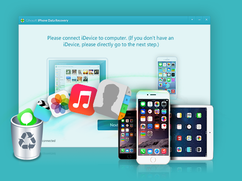 Gihosoft Free iPhone Data Recovery  Recover Lost Data from iPhone Free