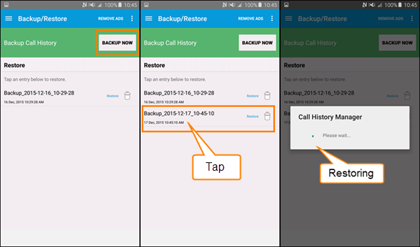 Tools to Transfer and Manage Call History on Android Phones