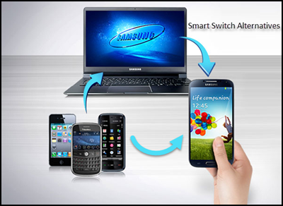 Perfect Samsung Smart Switch Alternatives for Data Transfer 2019
