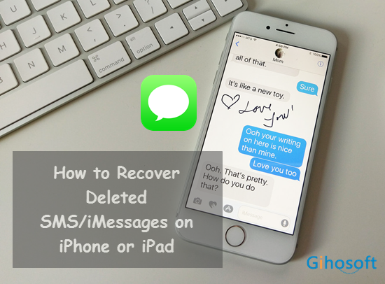 how to recover deleted texts from iphone how to recover deleted sms imessages on iphone or 6508