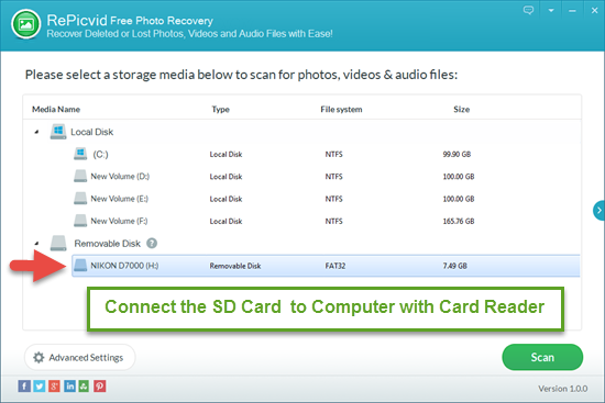 How to Recover Deleted Photos/Videos from SD Card for Free 2019