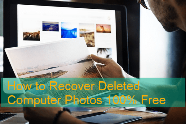 Recover Deleted Photos from Computer