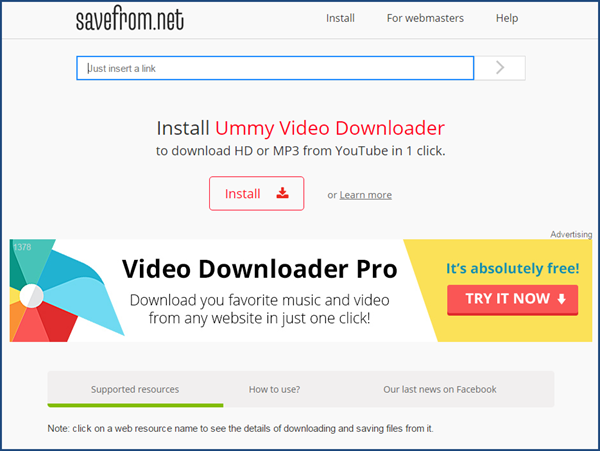 7 best online youtube downloader to save hd videos free 4k video downloader online ccuart Images
