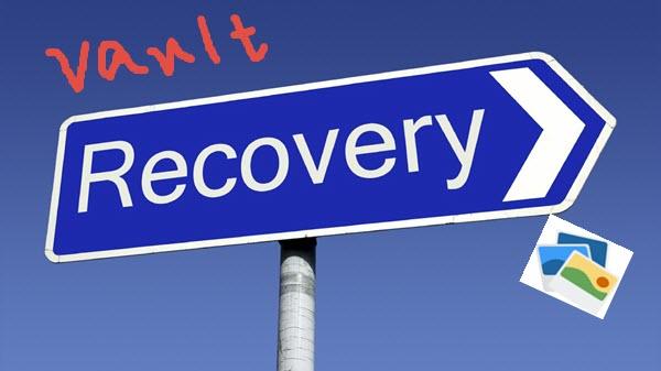 photo vault app recovery program apk
