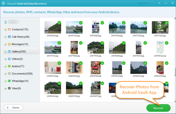 How to Easily Recover Lost Photos from Vault App