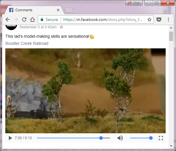 download video from facebook chrome