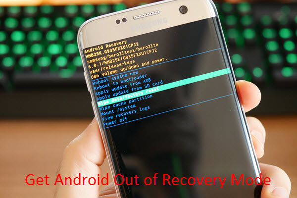 How to Fix Android Stuck in Recovery Mode