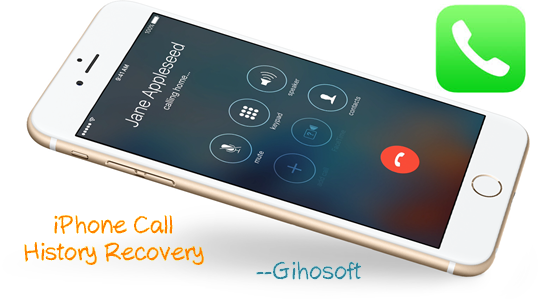 iPhone Call History Recovery Software