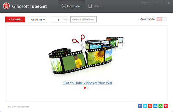 download de videos do youtube gratis para o pc