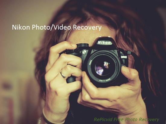 Nikon Camera Photos/Videos Recovery