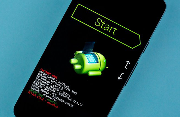 Upgrade Android Version with Rooting Device