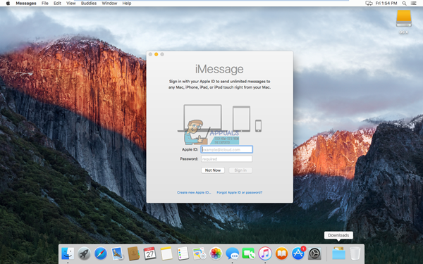 How to get iMessages on Mac?