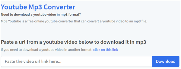 youtube video converter to mp3