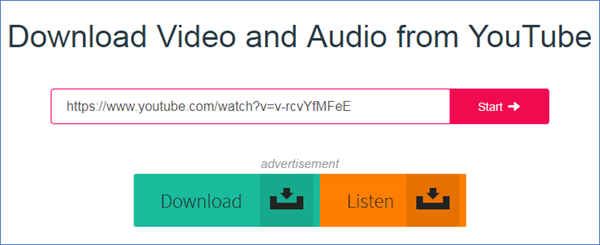 cara download video dari link web