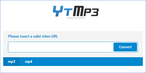 online youtube to mp3