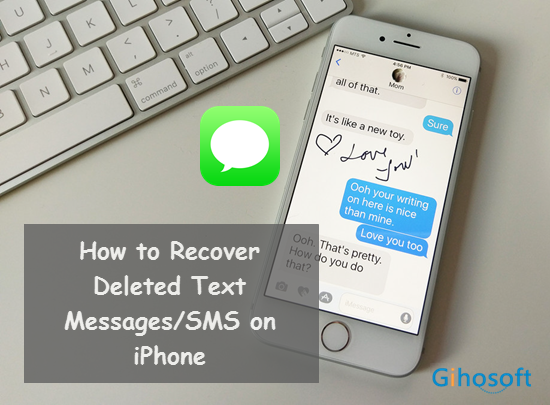 iPhone SMS/Text Messages Recovery