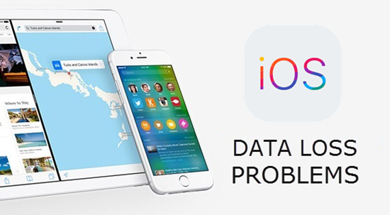 Common Data Loss Problem after Upgrading to iOS 11/12