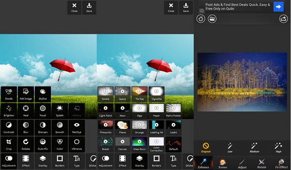 Pixlr Live is one of Top 10 Best Free Android Photo Editors in 2018