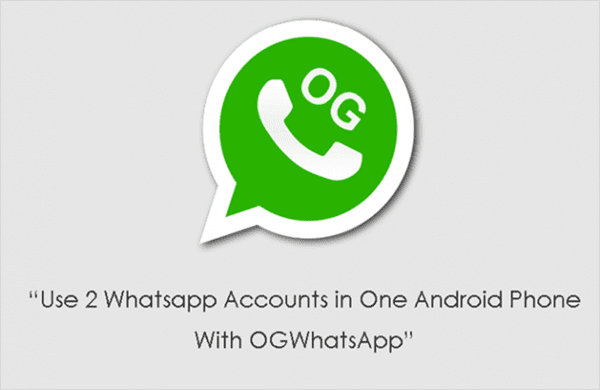 Use OGWhatsApp
