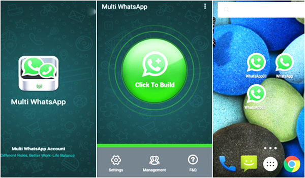 Use MultiWhatsapp