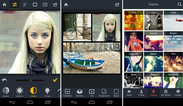 BeFunky Photo Editors is one of Top 10 Best Free Android Photo Editors in 2018