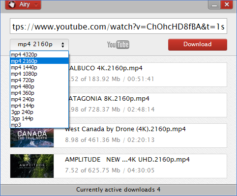 download youtube video macbook
