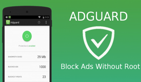 AdGuard for Android is one of the Top 10 Ad Blocker Apps for Android.
