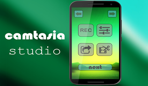 Camtasia is one of the 10 Best Screen Recorder Apps for Android in 2018.