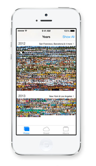 Clear Abundant Photos and Videos Out of iPhone