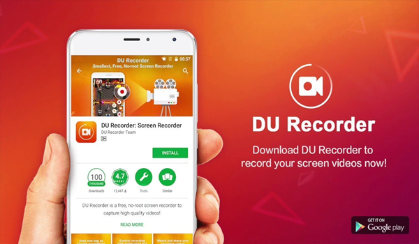 DU Recorder is one of the 10 Best Screen Recorder Apps for Android in 2018.