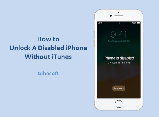 How to Successfully Unlock a Disabled iPhone