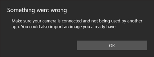 How to Fix Windows 10 Camera Not Working