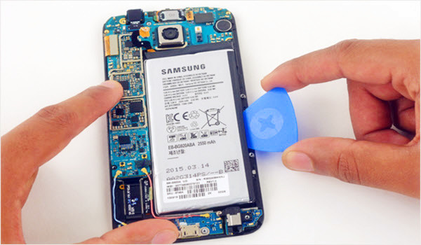 Get Out of Safe Mode by Taking the Battery Out