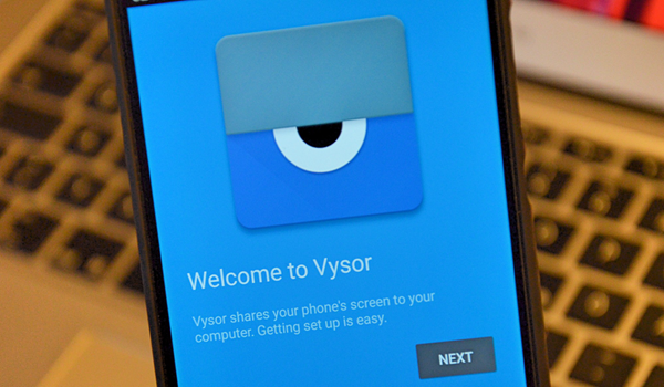Vysor is one of the 10 Best Screen Recorder Apps for Android in 2018.
