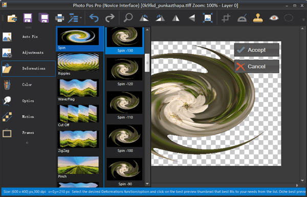 Photo Pos Pro is one of the Best Free Photo Editing Software for Both Beginners and Experts.