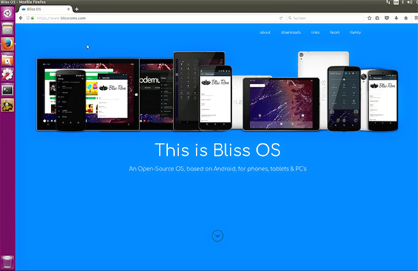 Bliss is one of the best Android Emulator for PC to Run Android Apps.