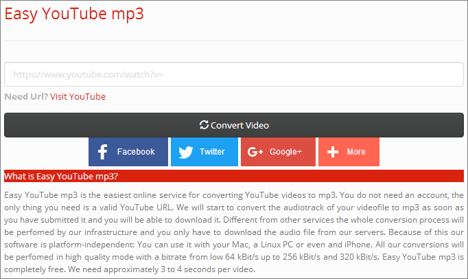 best youtube mp4 to mp3