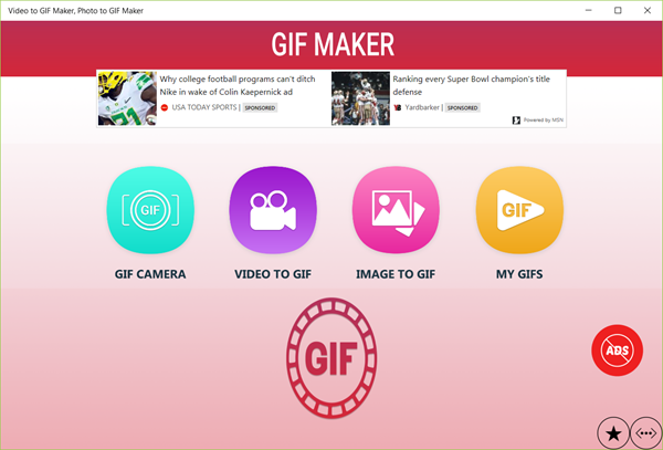 Video to GIF Maker is Best Free Video to GIF Converter for Beginners.