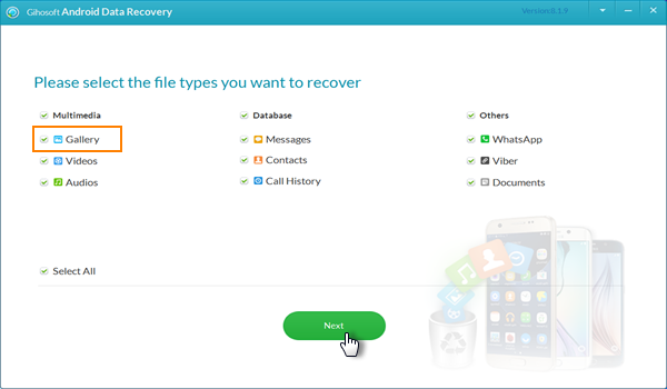 Android Data Recovery – How to Recover Photos from Android