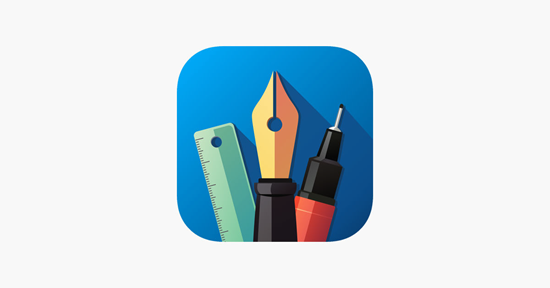Graphic is one of the 12 Best Painting &Drawing Apps for iPad and iPad Pro 2019.