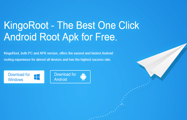 Kingo Root is one of the Top 5 Best Free Rooting Apps for Android Phone or Tablet.