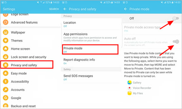 3 Methods to Hide Private Photos on Android [100% Working]