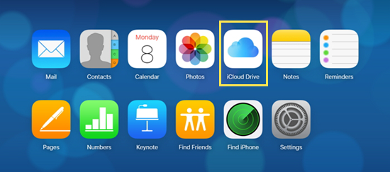 Sync all iPhone Photos to iCloud Drive from your Computer