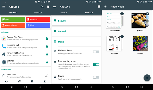 Using App Lock to Hide Apps on Android Phone