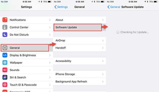How to Update Your iOS Device in the Future?