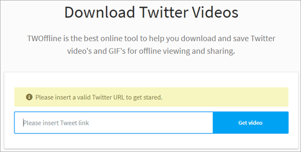best twitter video downloader 2019