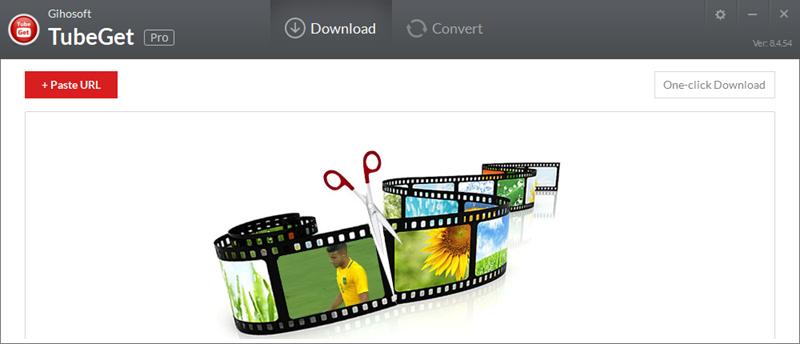 gihosoft tubeget youtube video downloader