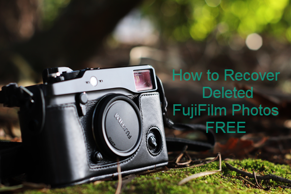Best Free Fujifilm Photo Recovery Software